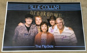 Poster - Blue Collar Breakdown